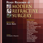 Ready Reckoner of Modern Refractive Surgery