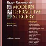 Ready Reckoner of Modern Refractive Surgery